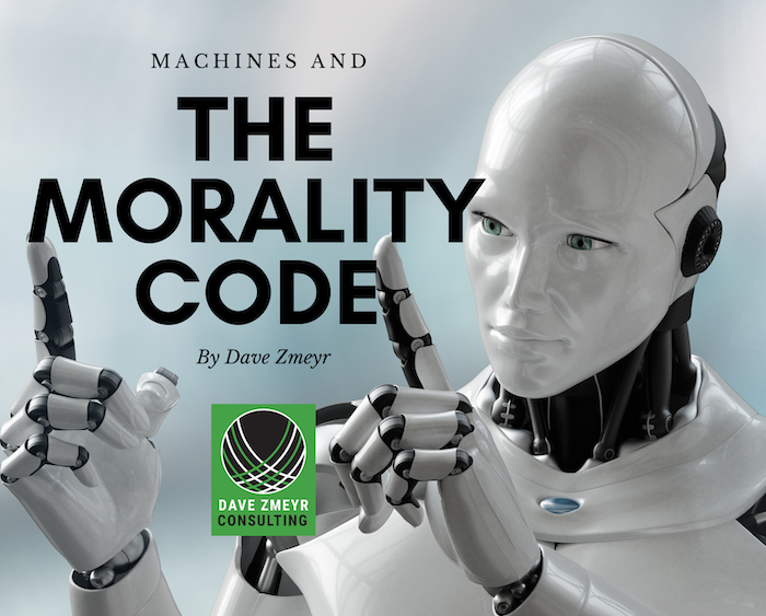 Machines and the Morality Code